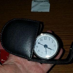 NWT Travel clock